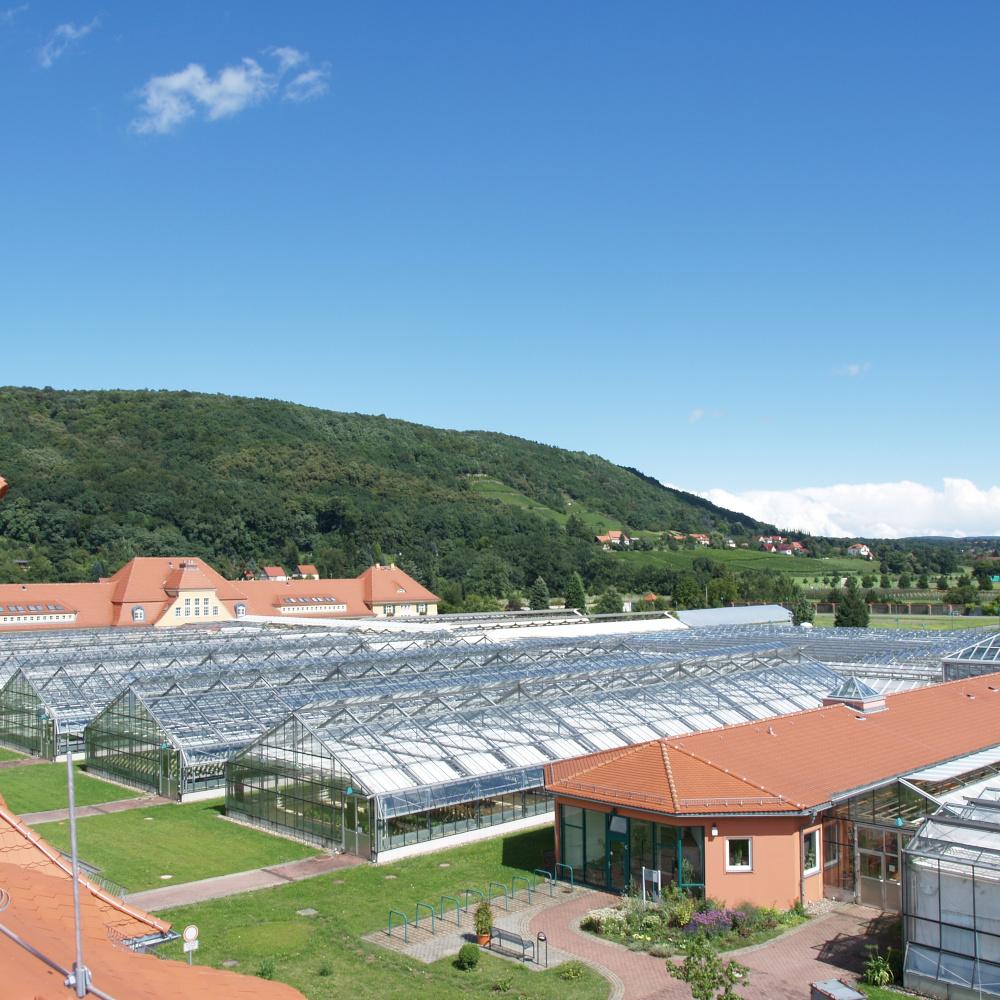 Vorstellung der LfULG Dresden-Pillnitz